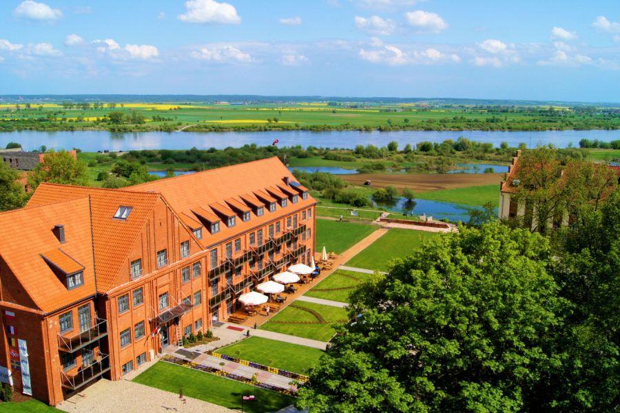 Zamek Gniew Hotel****