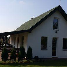 Dom Letniskowy Nad Jeziorem Wycinki