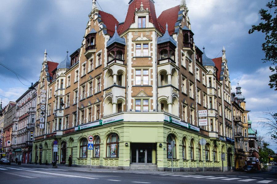 Hotel Diament Plaza Gliwice ****