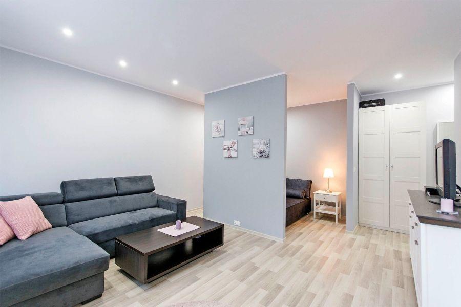 Quality Apartments Gdańsk Apartament White Studio