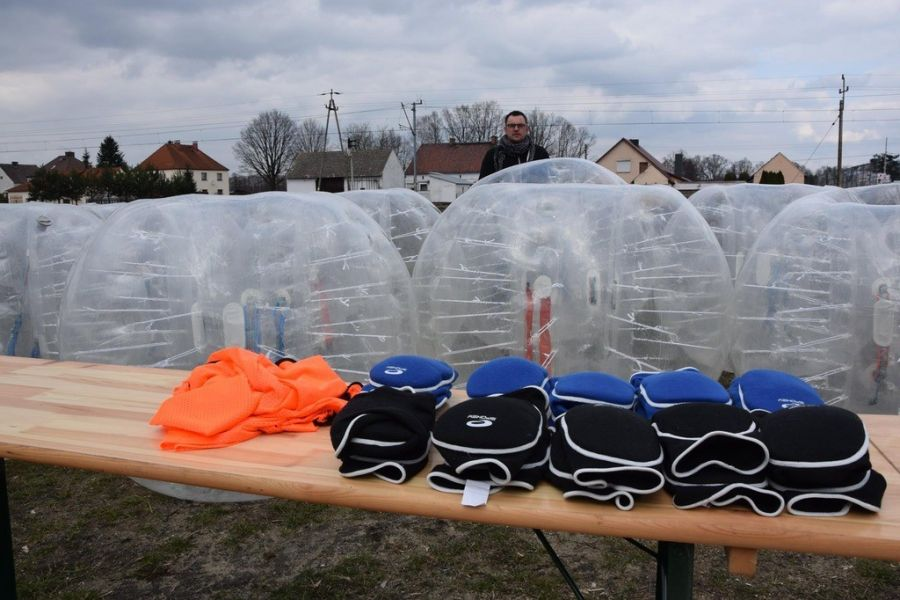 Bunker Team - Bunker Balls/Bubble Football