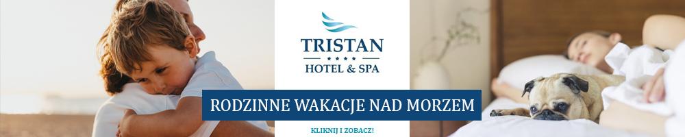 Wakacje nad morzem w hotelu Tristan