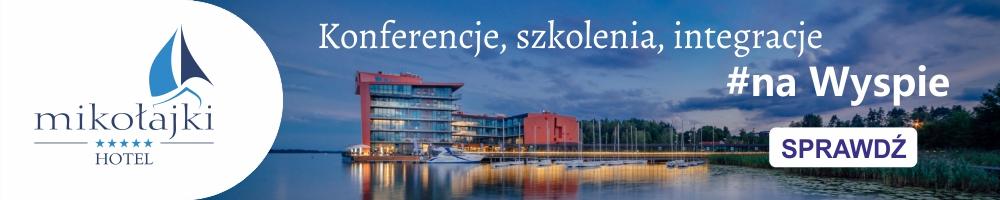 Konferencje w Mikołajkach